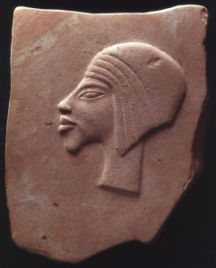 mansoor amarna akhenaten relef 1