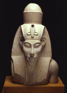 Akhenaten Head